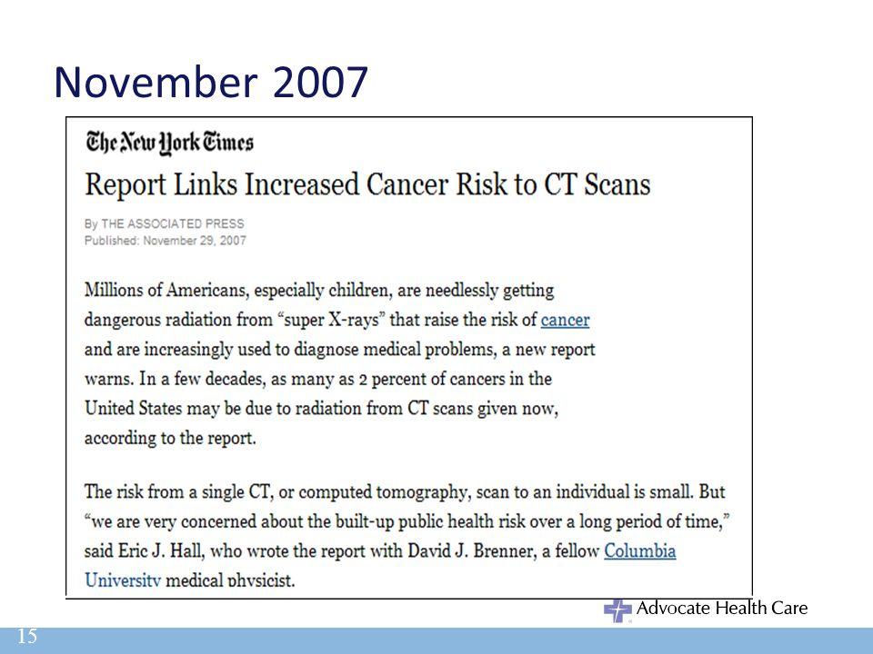 November 2007 15
