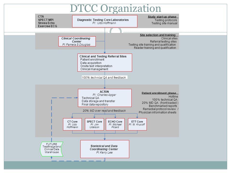 DTCC Organization