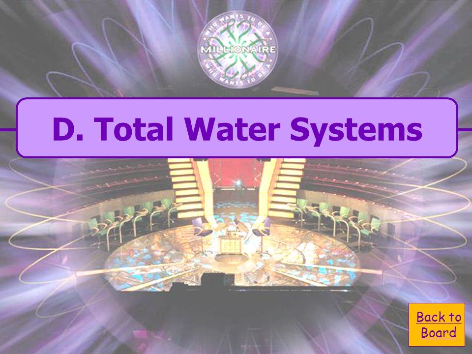  D.Total Water D. Total Water Systems 250,000 Question: Which business belongs with this logo .