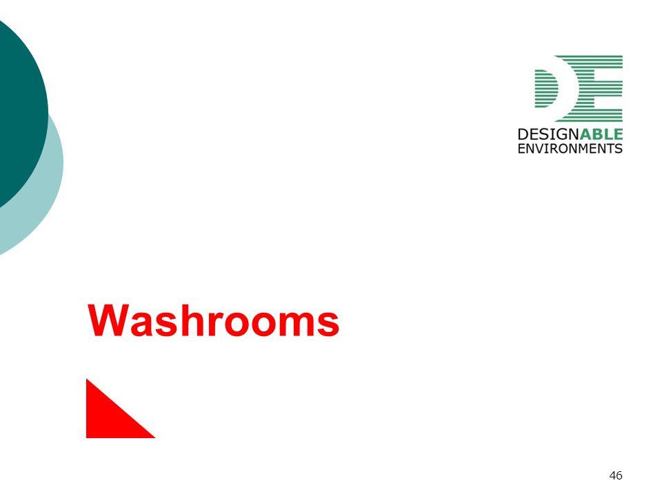 46 Washrooms