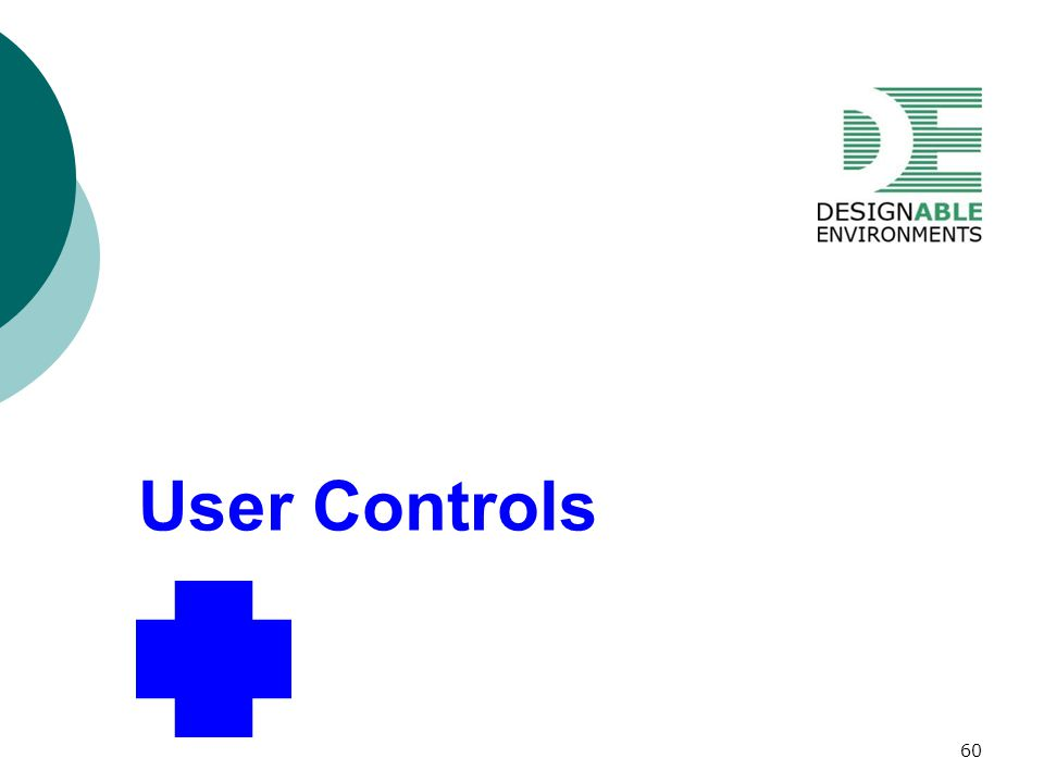60 User Controls