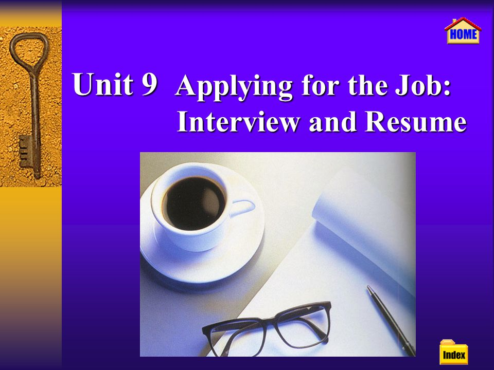 Task Four: Practice Having Interviews Two or three students as a group to have an interview according to the following positions: an accountant a salesman a guide a computer operator a secretary a receptionist a teacher a technologist a librarian
