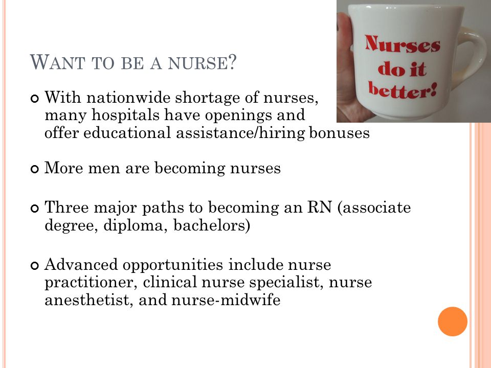 O KAY, SO WHAT OTHER CHOICES DO I HAVE FOR CAREERS IN THE HEALTH CARE FIELD ?