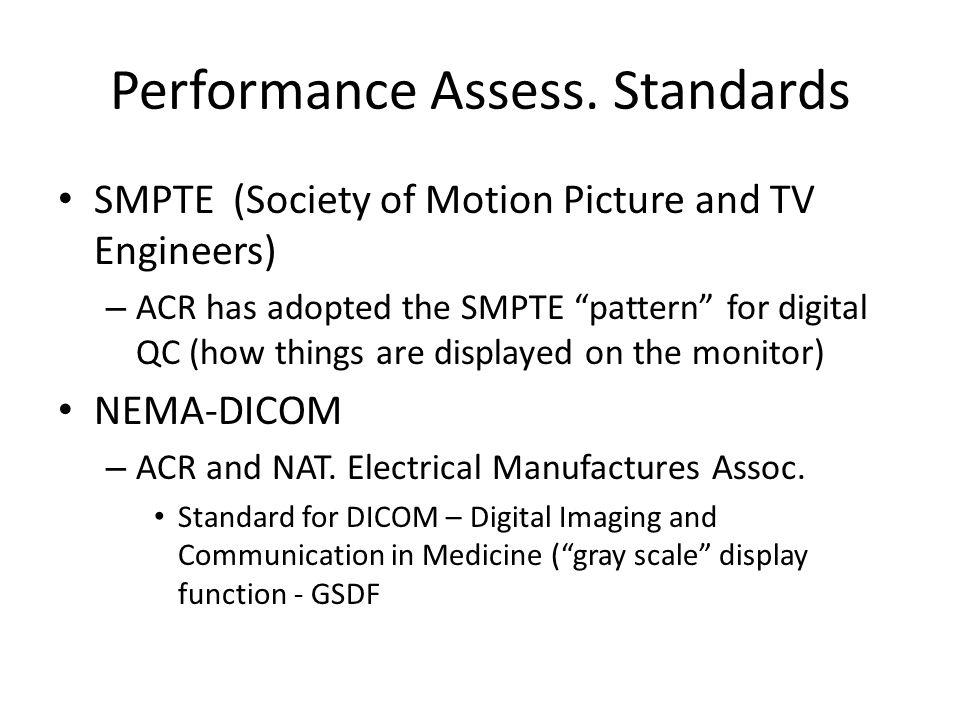 Performance Assess.