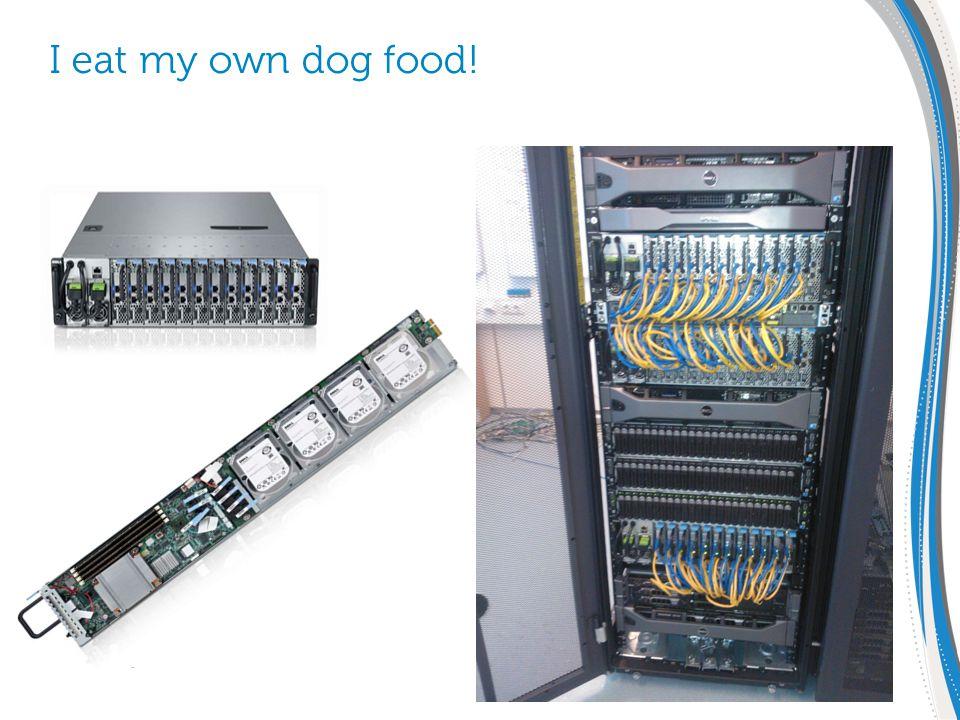 EMEA SMB Solutions Summit 30/1 – 2/2 2012 | Dublin, Ireland 12 I eat my own dog food!