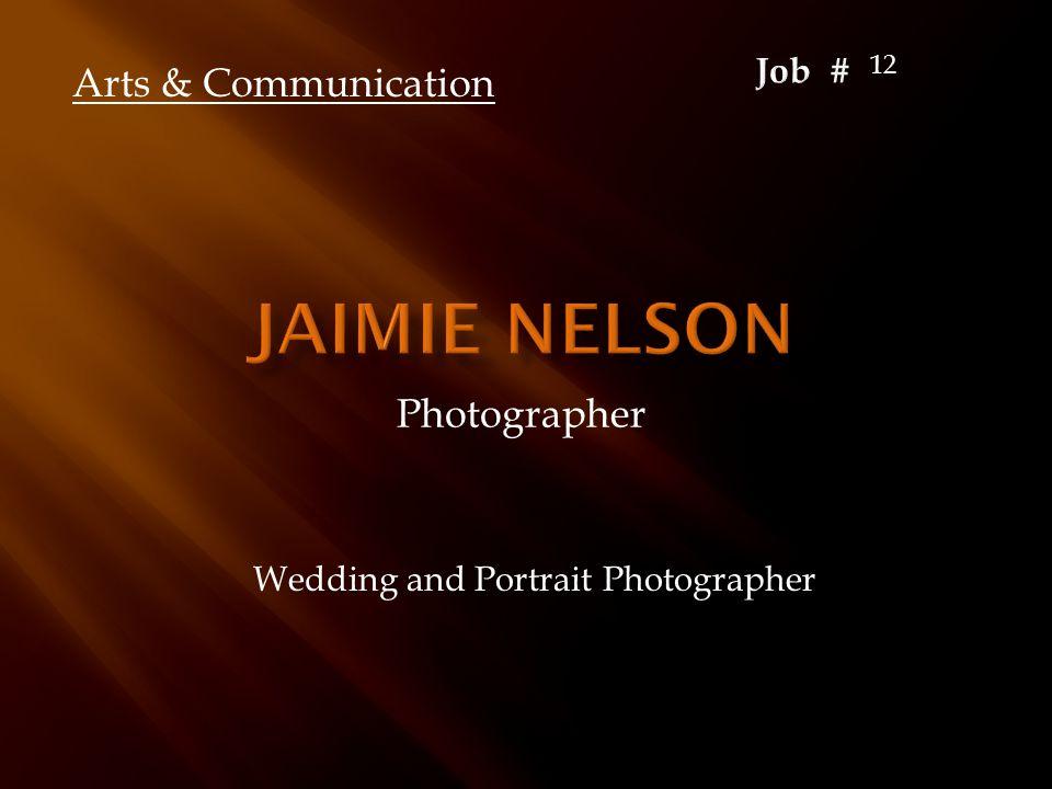 Photographer Arts & Communication Wedding and Portrait Photographer 12