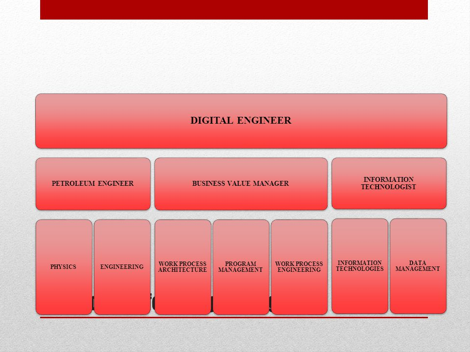 Curriculum for a Digital Engineer