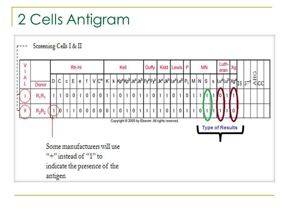 2 Cells Antigram