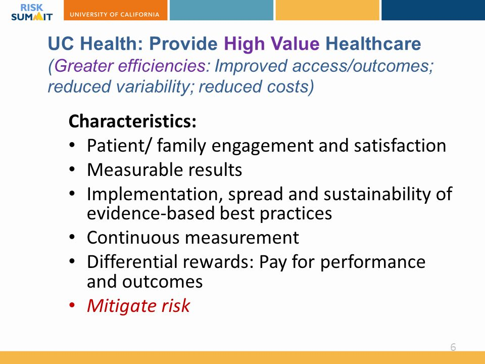 Implement Performance Improvement Strategies Multiple Opportunities: Clinical  Consistent implementation of evidence based practices  Fidelity to recommended models (process measures)  *Seamless Care Transitions Operational  LEAN/ Six Sigma-reduce waste, increase efficiency  Through-put improvements  *Seamless Care Transitions Administrative  Revenue enhancement-Coding/billing accuracy  Supply / Purchasing management  *Seamless Care Transitions 7