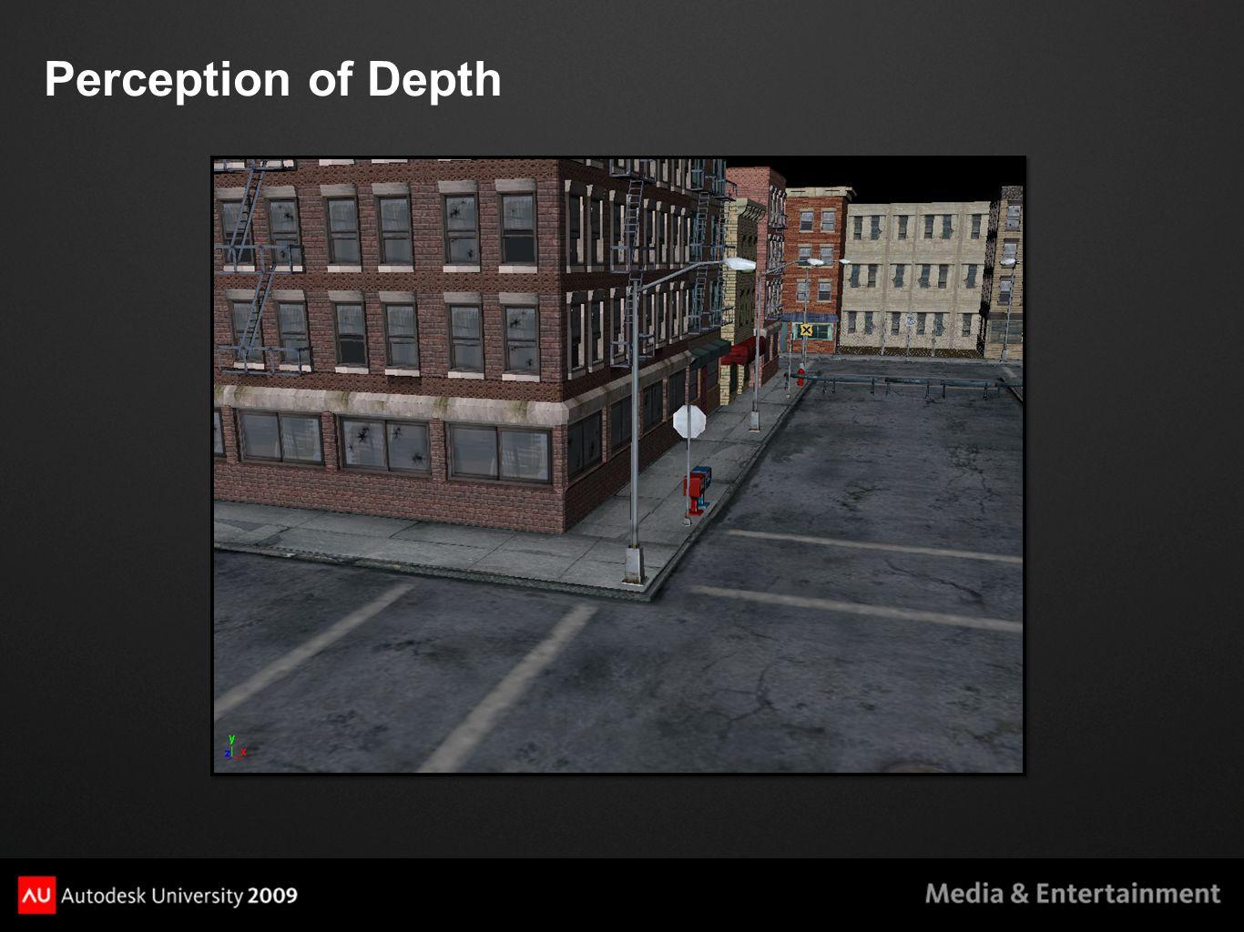 Perception of Depth