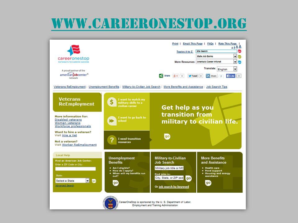 www.careeronestop.org