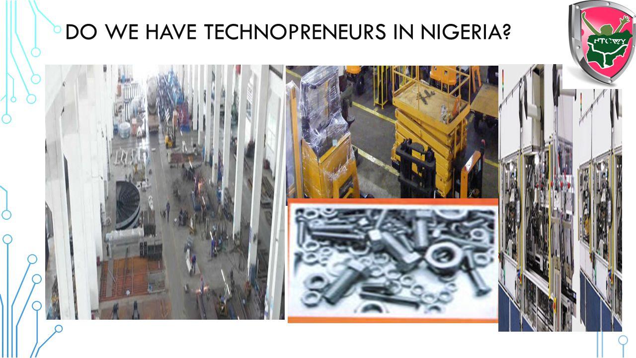 Technopreneurs in Product Innovation