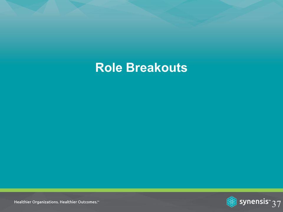 Role Breakouts 37