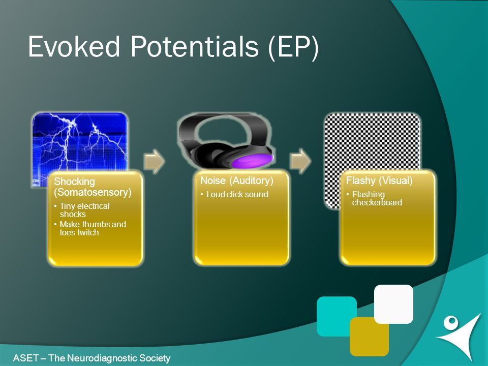 Evoked Potentials (EP) ASET – The Neurodiagnostic Society