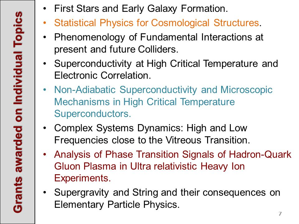 First Stars and Early Galaxy Formation. Statistical Physics for Cosmological Structures.