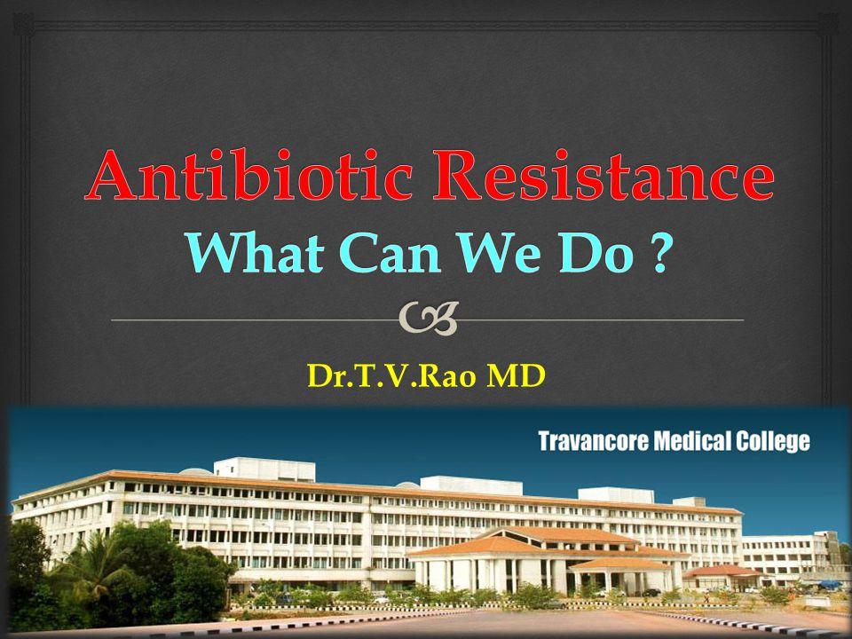 Dr.T.V.Rao MD 1