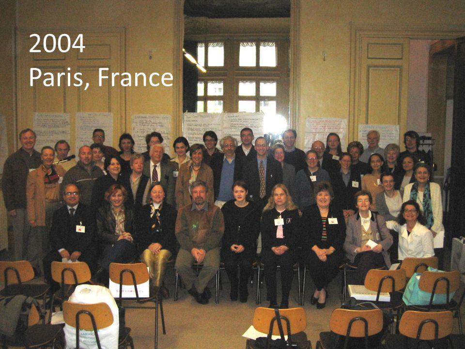2004 Paris, France