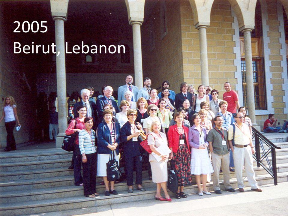 2005 Beirut, Lebanon