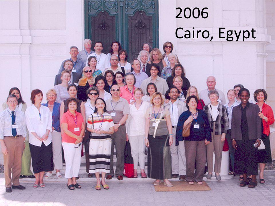 2006 Cairo, Egypt