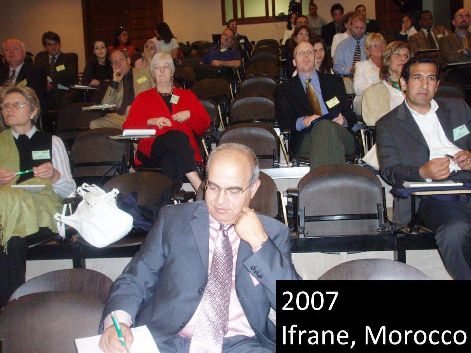 2007 Ifrane, Morocco