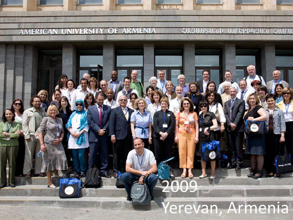 2009 Yerevan, Armenia