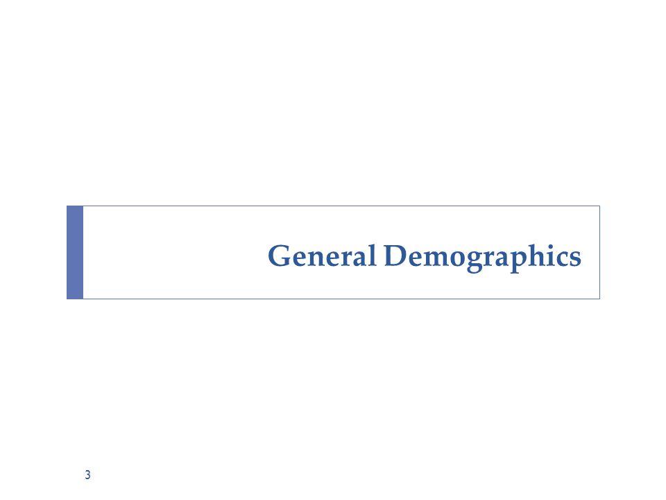 General Demographics 3
