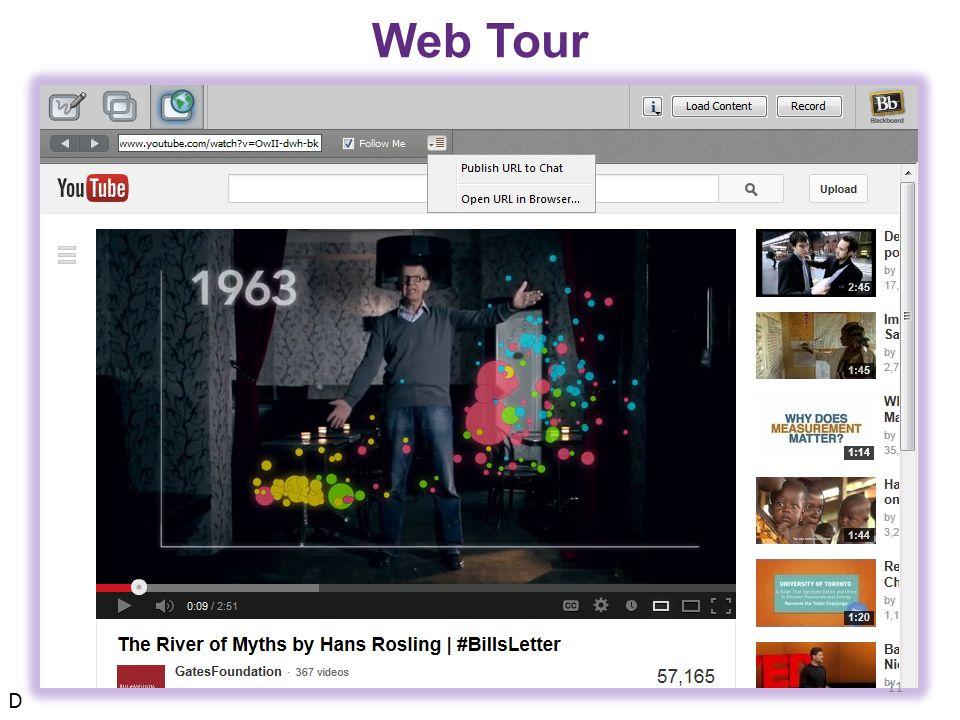 Web Tour 11 D