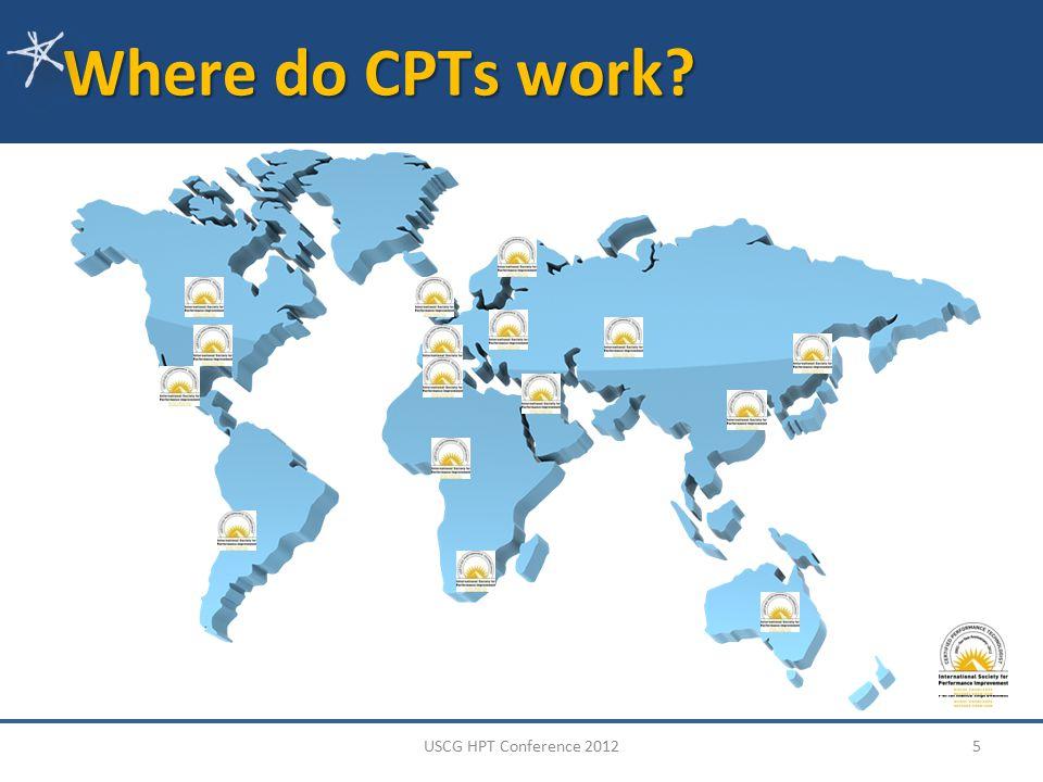 What's unique about CPT.