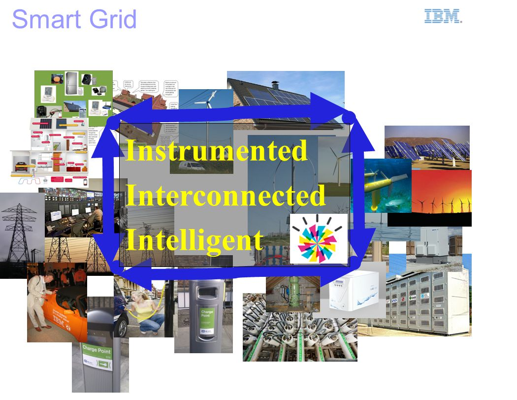 Instrumented Interconnected Intelligent Smart Grid
