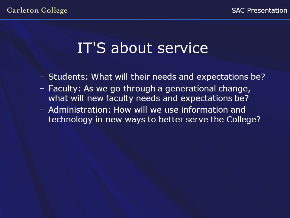 SAC Presentation Others are larger issues
