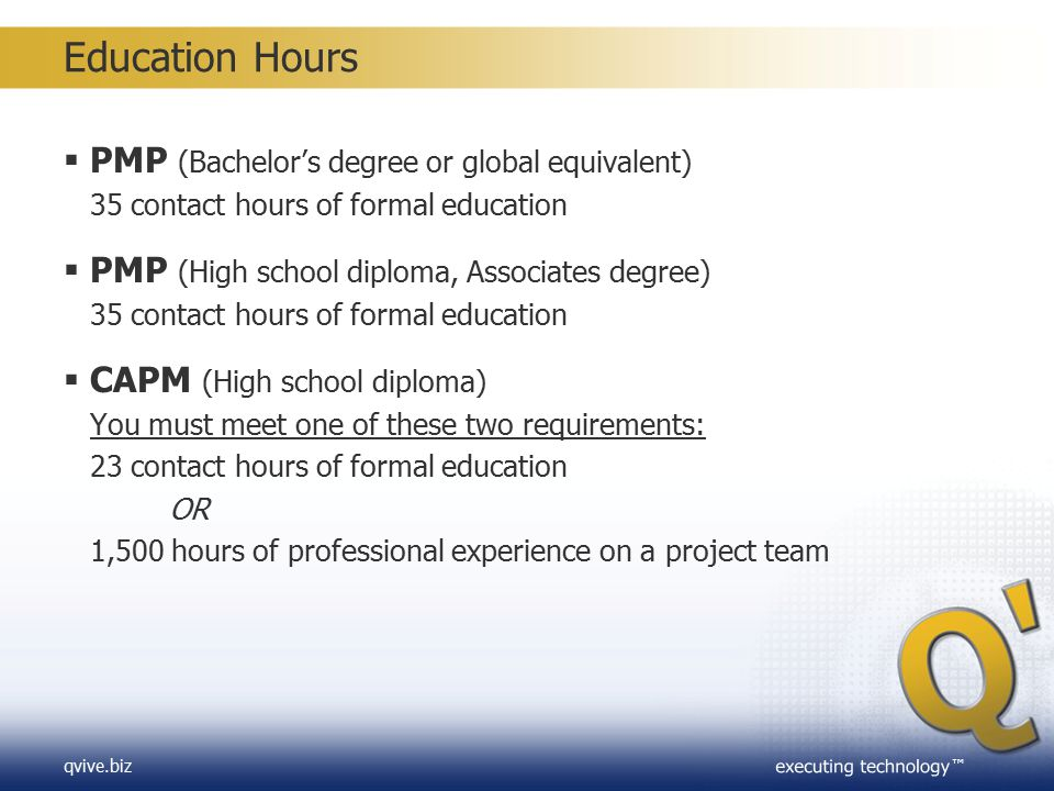 ™ qvive.biz PMP Study Resources LinkedIn Groups  Walsh College PMI Class Group http://www.linkedin.com/groups?gid=1906552  PMI/PMBOK Self Study Group http://www.linkedin.com/groups?gid=50101  Project Manager Networking Group http://www.linkedin.com/groups?gid=37888  CAPM Community http://www.linkedin.com/groups?gid=742617  PMI Great Lakes Chapter - PMIGLC http://www.linkedin.com/groups?gid=867067  Project Managers PMP ® Certified Networking Group http://www.linkedin.com/groups?gid=37275