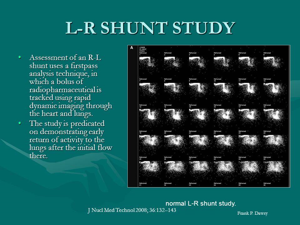 J Nucl Med Technol 2008; 36:132–143 Frank P.
