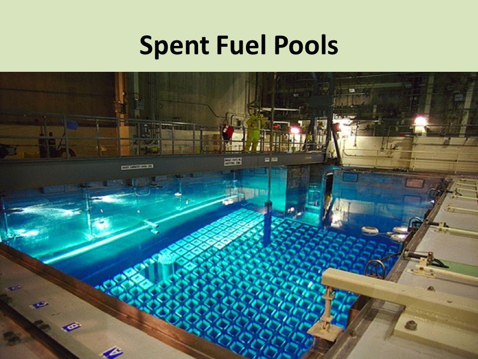 Spent Fuel Pools