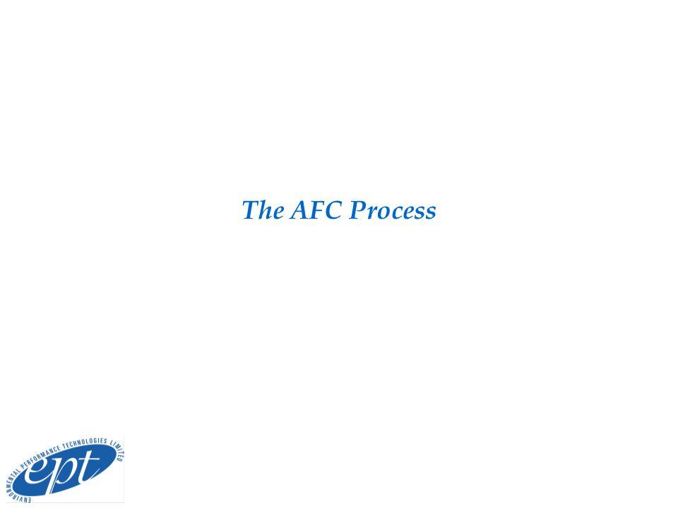 The AFC Process