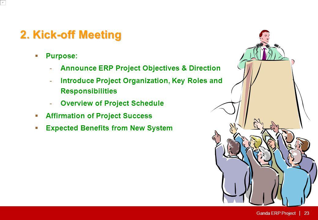 Ganda ERP Project | 2.