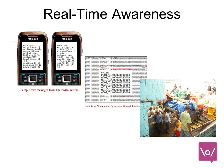 Real-Time Awareness
