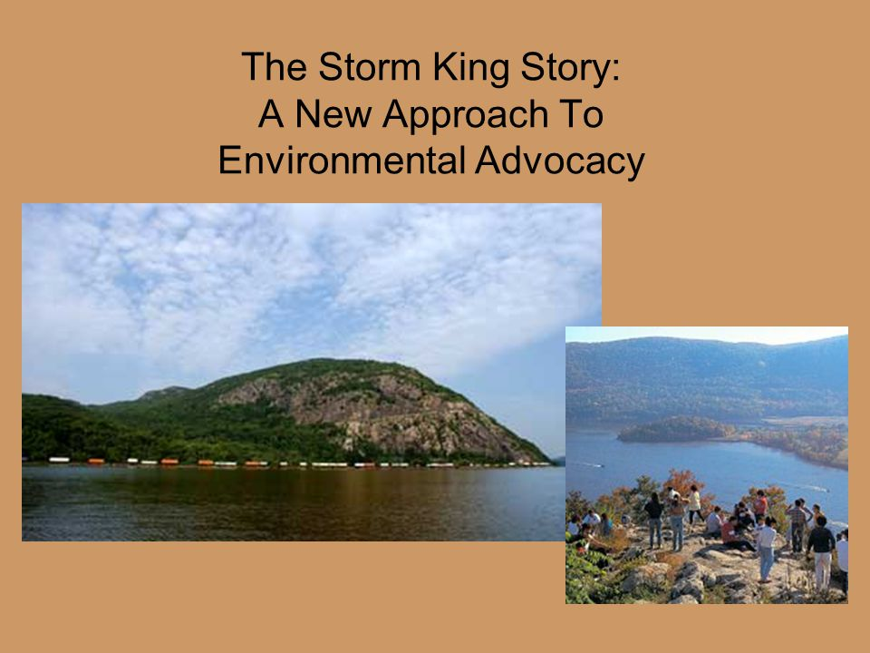 The Storm King Story: A New Approach To Environmental Advocacy