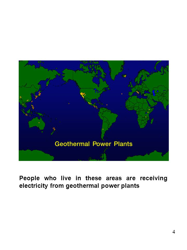 15 Binary-Cycle Power Plants Most geothermal areas contain moderate-temperature water (below 400°F).
