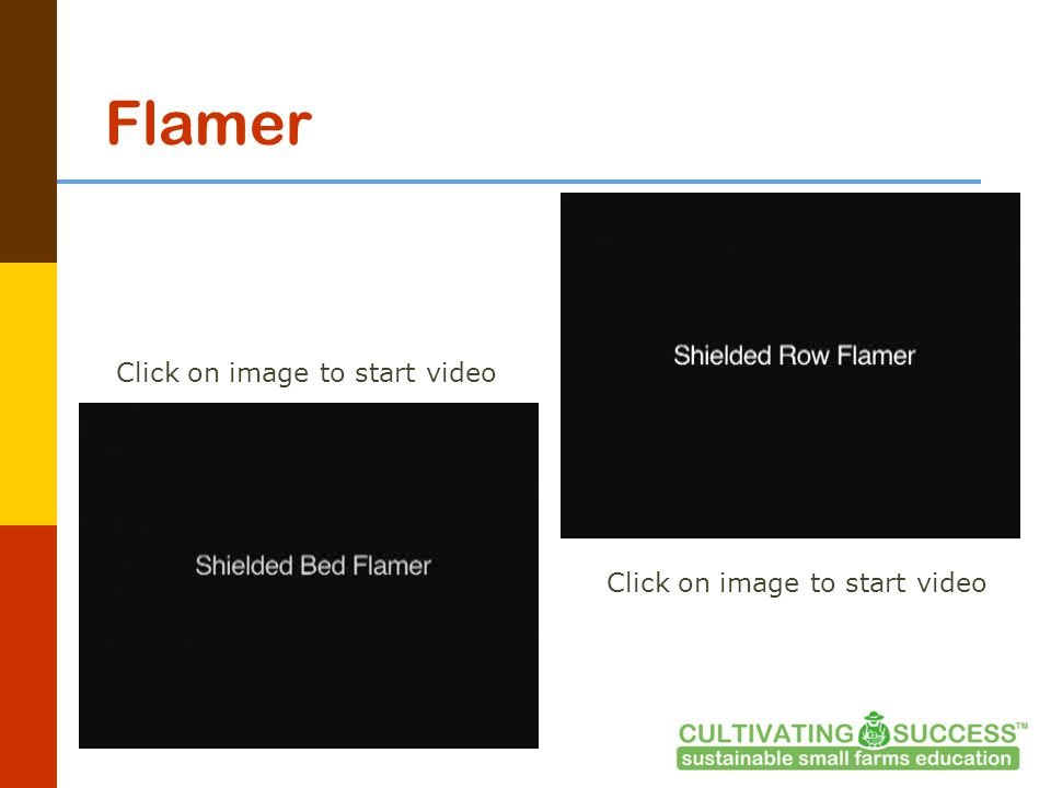 Flamer Click on image to start video