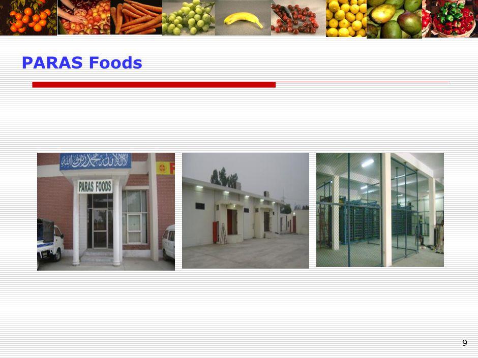 99 PARAS Foods