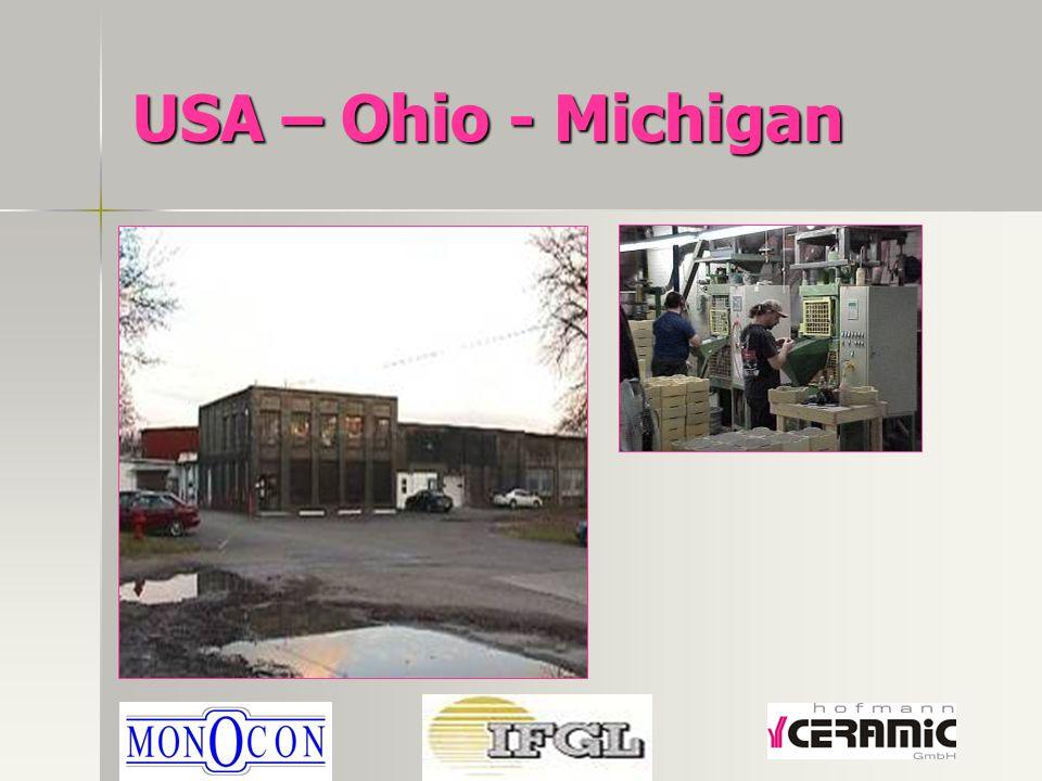 USA – Ohio - Michigan
