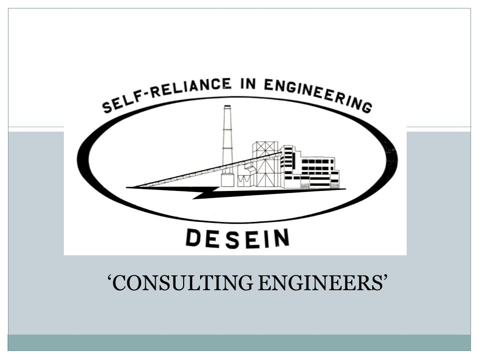 Role in the Power Sector  Complete Engineering Services (from Concept to Commissioning) for Coal / Lignite fired Power Plants (No.