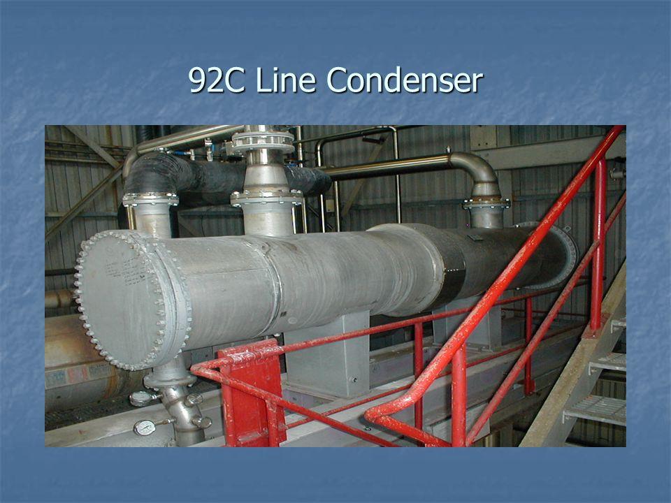 92C Line Condenser