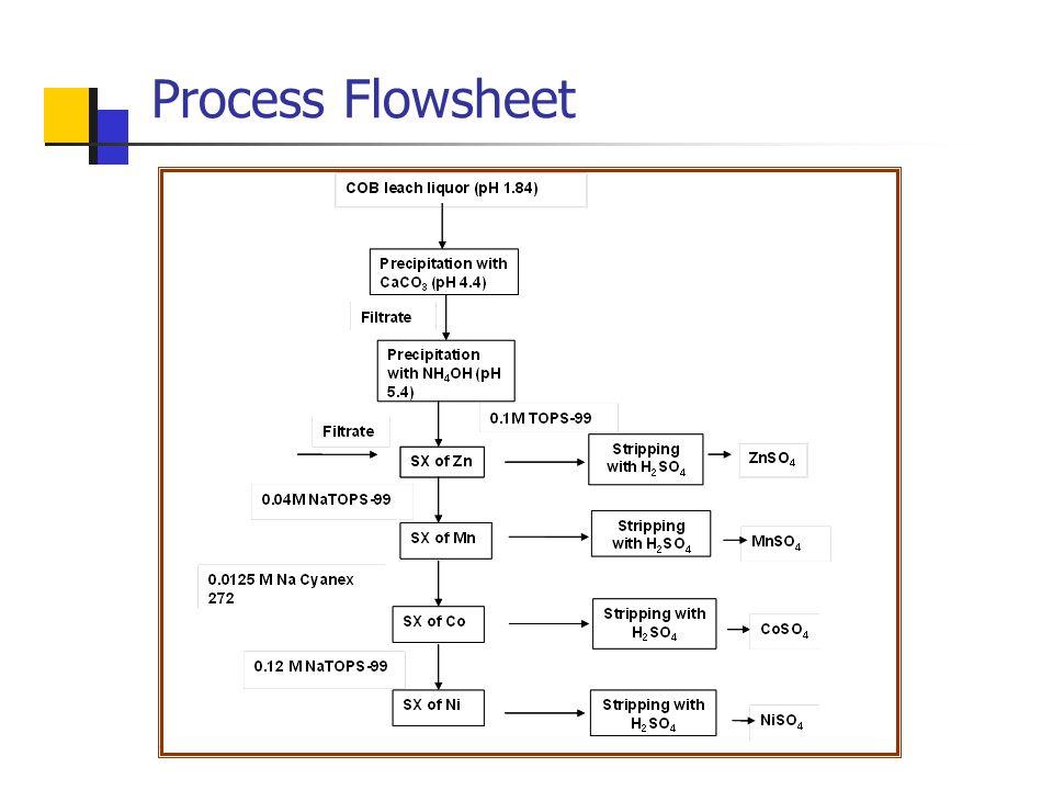 Process Flowsheet