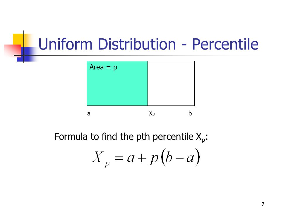 18 Normal Distribution – probability problem procedure Given: Interval in terms of X Convert to Z by Look up probability in table.