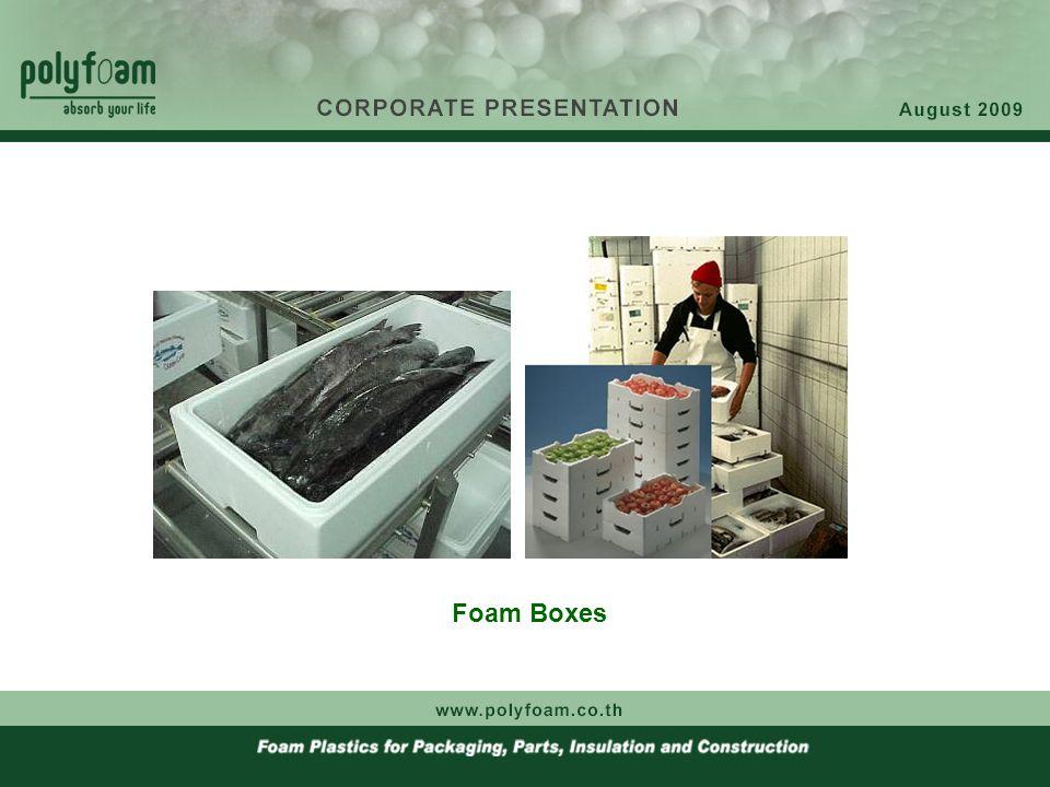 Foam Boxes