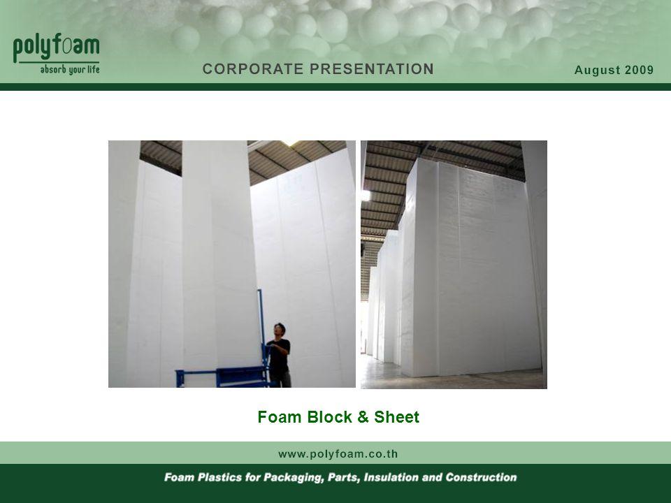 Foam Block & Sheet