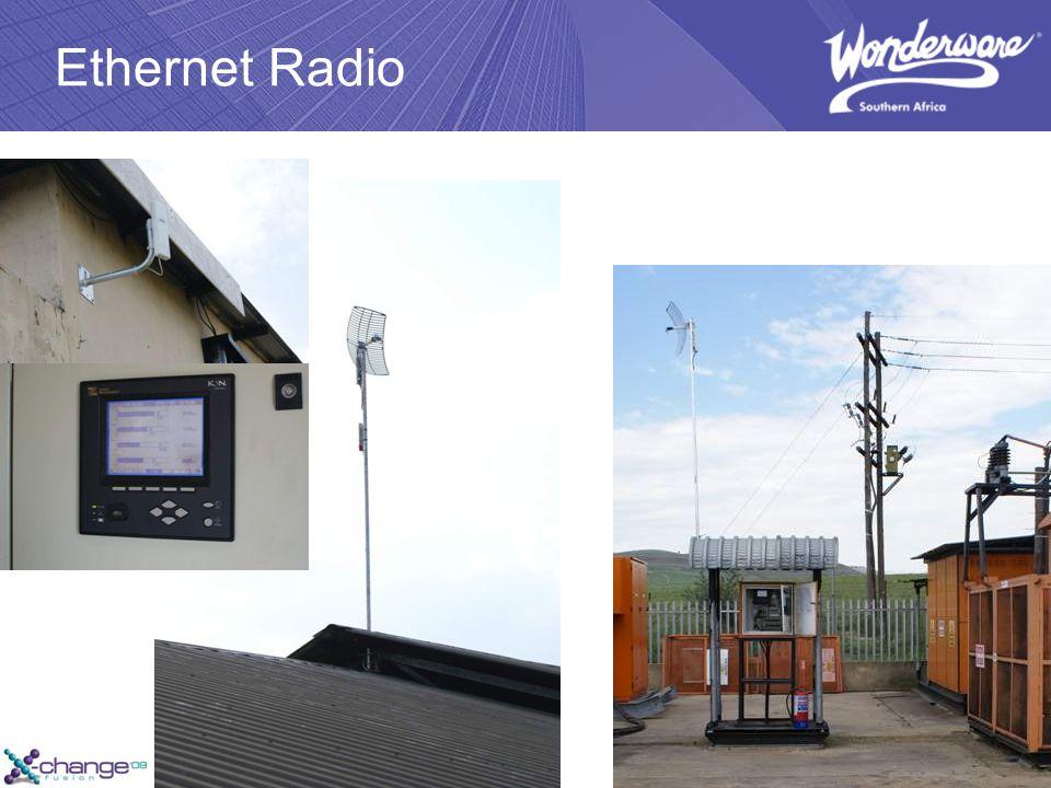 Ethernet Radio