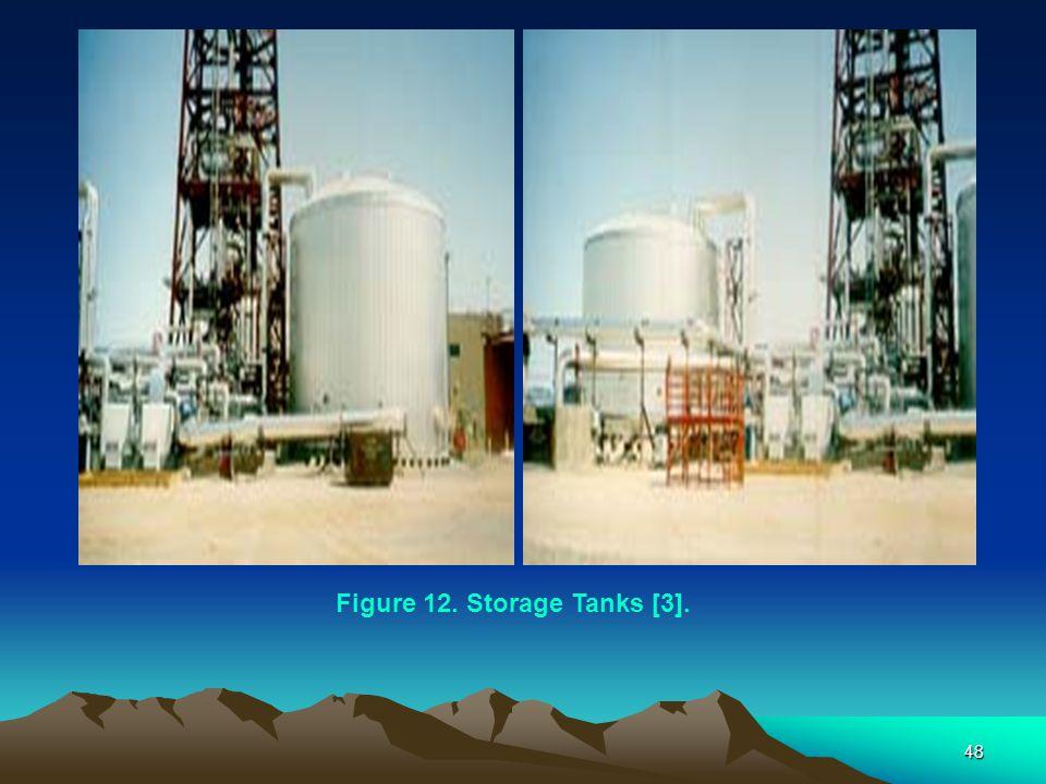 48 Figure 12. Storage Tanks [3].