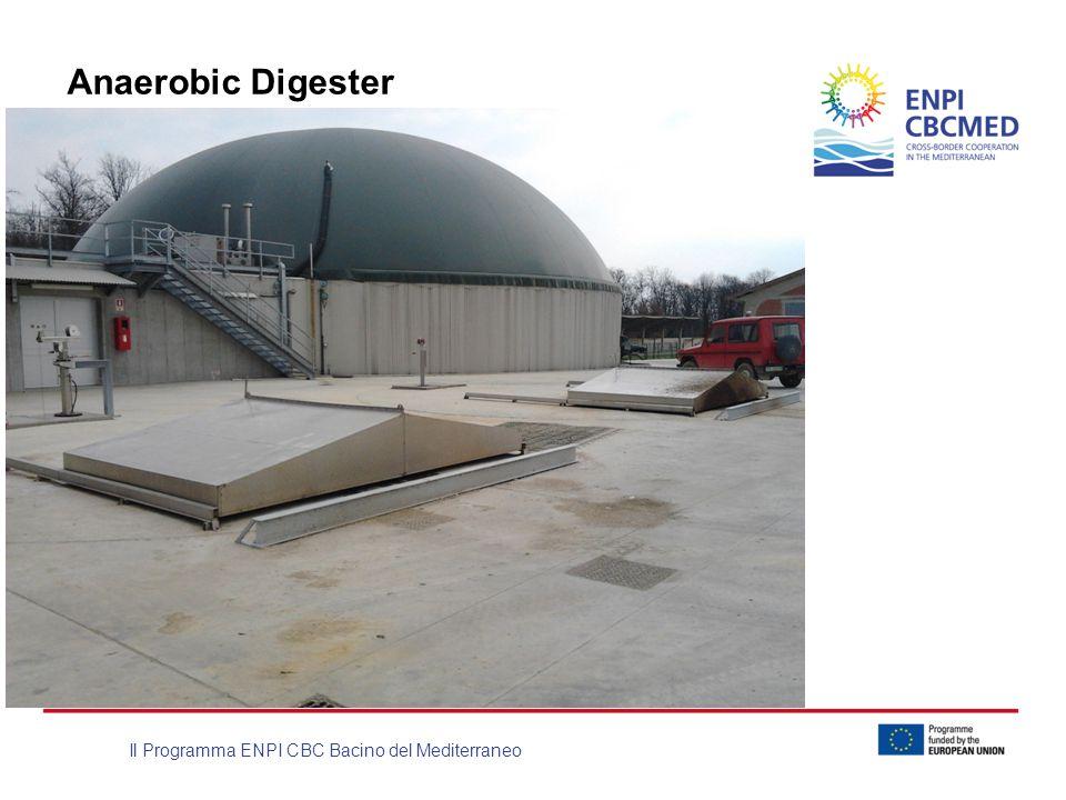 Il Programma ENPI CBC Bacino del Mediterraneo Anaerobic Digester